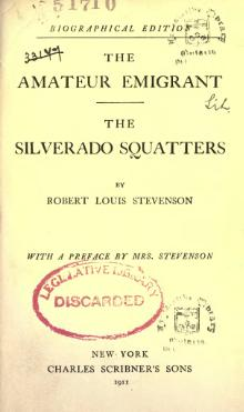 The Amateur Emigrant-The Silverado Squatters.djvu