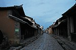 The Ancient Tea Horse Road in Yunnan Village.JPG