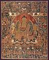 The Buddha of Unshakable Resolve (Akshobhya) in His Eastern Paradise (Abhirati) 15th century Boston.jpg
