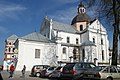 The Corpus Christi Parish Church, Mickiewicz str., Nesvizh city, Nesvizh District, Minsk Province of the Republic of Belarus 12.JPG