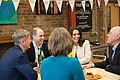The Duke and Duchess Cambridge at Commonwealth Big Lunch on 22 March 2018 - 118.jpg