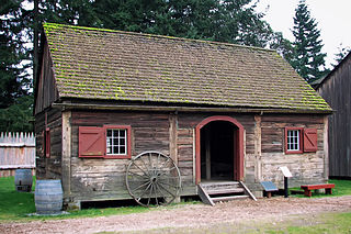 Fort Nisqually United States historic place