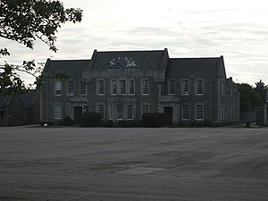 Gordon Barracks - Gordon Barracks