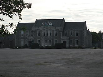 Officers' Training Corps - Gordon Barracks, home of Aberdeen UOTC