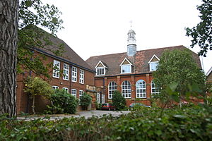 The Judd School - Image: The Judd School Main School Building