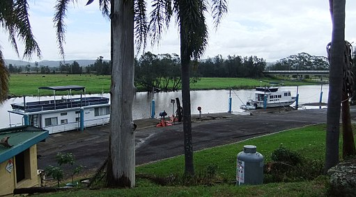 The Luxury House Boats Myall Lakes as from the Saturday, 23th May 2015 @12-59-21am - panoramio