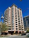 The Manhattan condominium in Victoria, BC.
