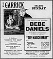 The March Hare (1921) - Ad 1.jpg
