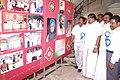The Minister for Slum clearance & Accommodation control, Tamil Nadu, Shri Suba Thangavelan visiting the DAVP exhibition, at the Bharat Nirman Public Information Campaign.jpg