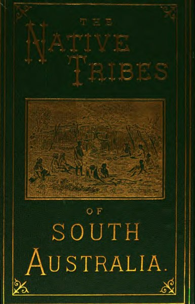 File:The Native Tribes of South Australia (1879).djvu