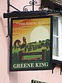 The Rising Sun pub sign - geograph.org.uk - 719613.jpg