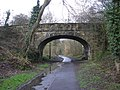 The Silkin Way at Stirchley Bridge - geograph.org.uk - 721428.jpg