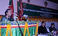 The Speaker, Lok Sabha, Smt. Meira Kumar addressing the 13th Annual Conference of North East Region Commonwealth Parliamentary Association, at Itanagar, Arunachal Pradesh on April 28, 2011.jpg
