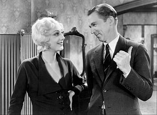 <i>The Strange Love of Molly Louvain</i> 1932 film by Michael Curtiz