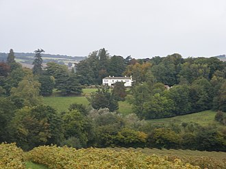 Lyonshall - Image: The Whittern in Lyonshall
