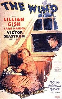 <i>The Wind</i> (1928 film) 1928 film by Victor Sjöström