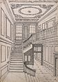 The entrance hall and staircase to 49 Great Ormond Street. P Wellcome V0013438.jpg