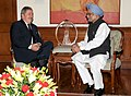 The former President of the Federative Republic of Brazil, Mr. Luiz Inacio Lula da Silva meeting the Prime Minister, Dr. Manmohan Singh, in New Delhi on November 23, 2012 (1).jpg