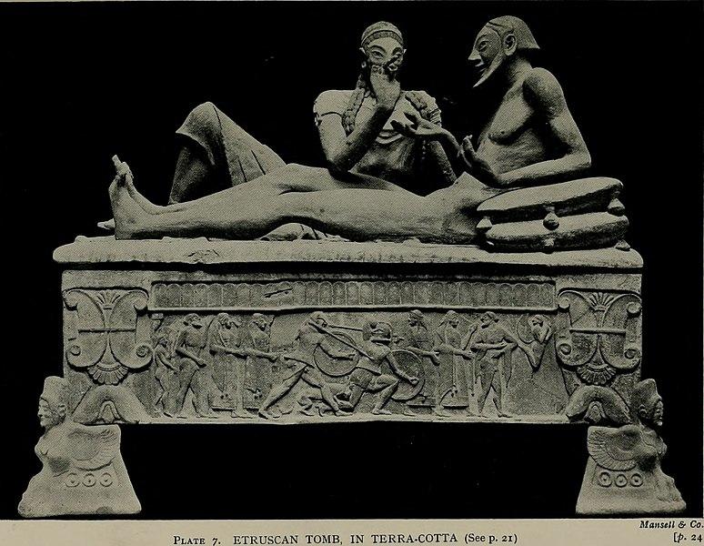 File:The grandeur that was Rome; a survey of Roman culture and civilisation- (1920) (14579568227).jpg
