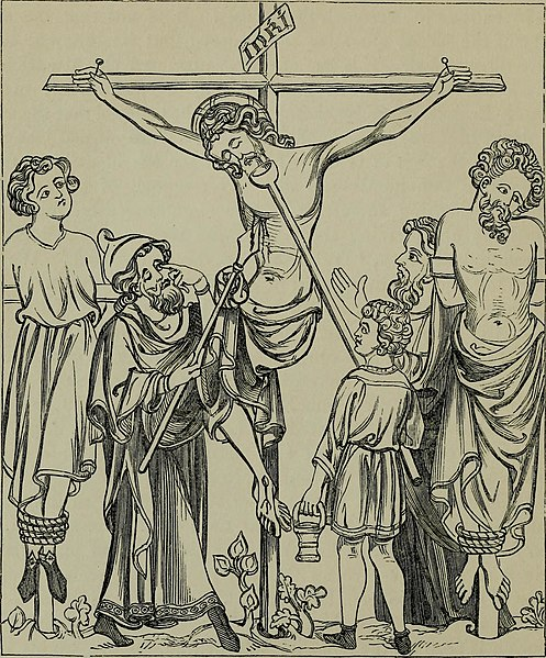 File:The history of Our Lord as exemplified in works of art - with that of His types; St. John the Baptist; and other persons of the Old and New Testament (1872) (14582766577).jpg
