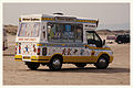 The ice-cream vans of Benone strand, 2 - Flickr - john.purvis.jpg