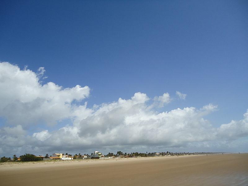 Praias de Aracaju pontos turísticos