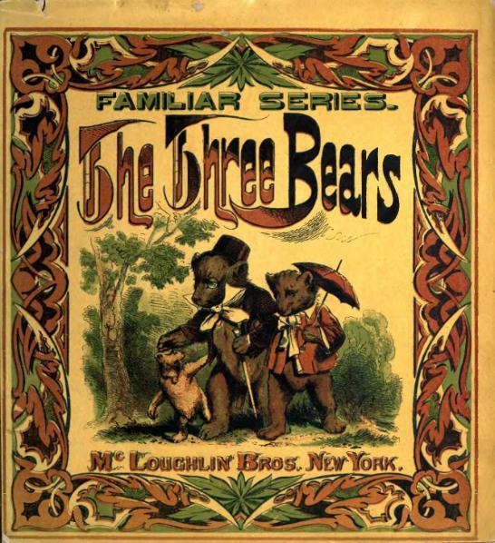 File:The three bears.djvu