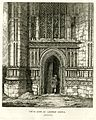 The west door of Laxfield Church Suffolk by Henry Davy.jpg