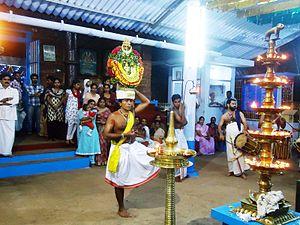 Thidambu Nritham - Brahmasree Puthumana Govindan Namboothiri