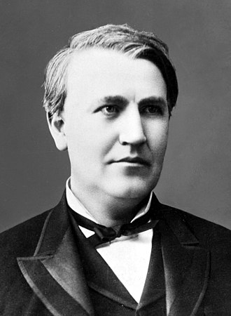 War of the currents - American inventor and businessman Thomas Edison established the first investor-owned electric utility in 1882, basing its infrastructure on DC power.