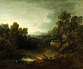 Thomas Gainsborough (1727-1788) - Rocky Wooded Landscape with Rustic Lovers by a Pool - 486175 - National Trust.jpg