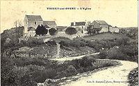 Thorey sur Ouche église et ancien presbytère.jpg