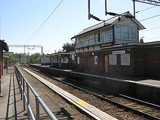 Thorpe-le-Soken railway station