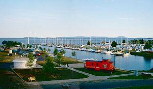 Marina Park (Thunder Bay) - Image: Thunder Bay Marina
