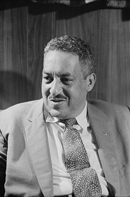 Thurgood Marshall 1957-09-17