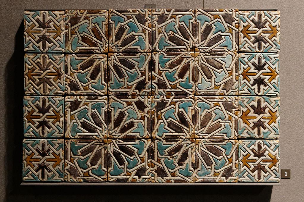 La historia del azulejo un recorrido de siglos por el mundo - Azulejos con relieve ...