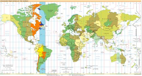 Timezones2008 UTC-4