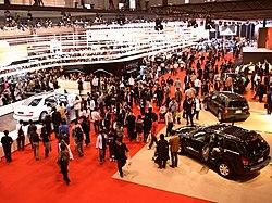 東京モーターショー(2007年)