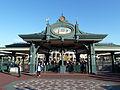 Tokyo Disneyland Entrance (9407245397).jpg