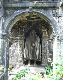 Tomb of John Bayne of Pitcarlie, Greyfriars Kirkyard Edinburgh