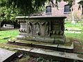 Tomb of William and John Hart and R Carey and a Cary in St Johns Churchyard (1).jpg