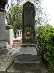 Henri Louis Levasseur: Tomb of Eugène Delaplanche