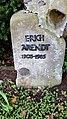 Tombstone Erich Arendt, Dorotheenstädtischer Friedhof Berlin.jpg