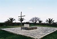 Tombstone of Nikos Kazantzakis (5216425947).jpg