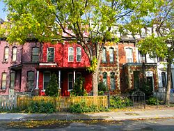 Houses in Cabbagetown