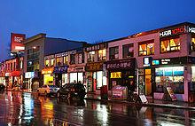 Koreatown, Toronto - Wikipedia