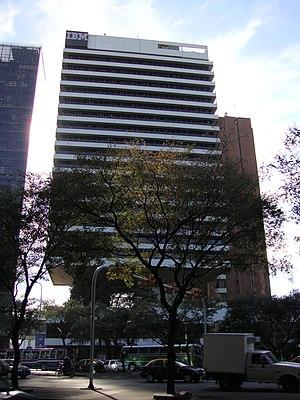 Mario Roberto Álvarez - Image: Torre IBM Buenos Aires