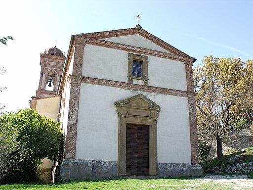 Chiesa del Triano, Montefollonico