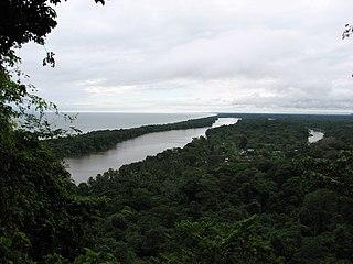 Tortuguero National Park national park