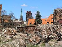 Zamek Krzyżacki w Toruniu, część Muzeum Okręgowego